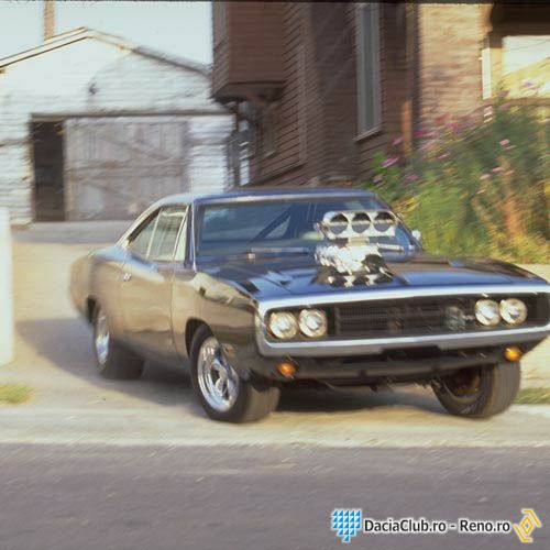 Galerie Foto - American Muscle Cars/1969 Dodge Charger ...
