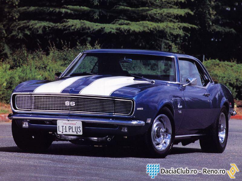 Galerie Foto - American Muscle Cars/1968 Chevrolet Camaro ...