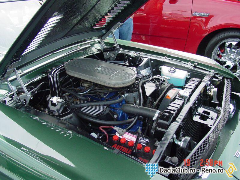1968 Ford Mustang Shelby Gt500Kr 428Ci Cobra Jet V 8