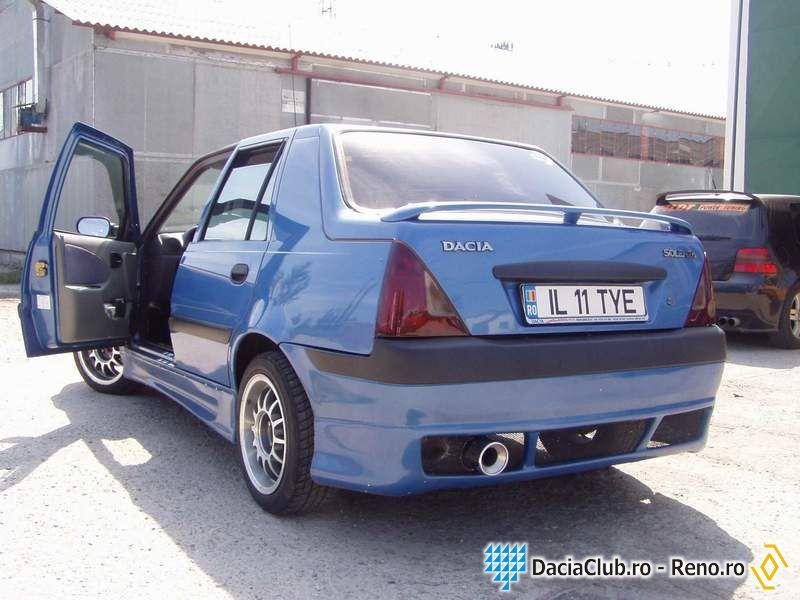 Фотографии автомобилей dacia solenza / дачия соленза (2003 - 2005) хэтчбек (5 дв