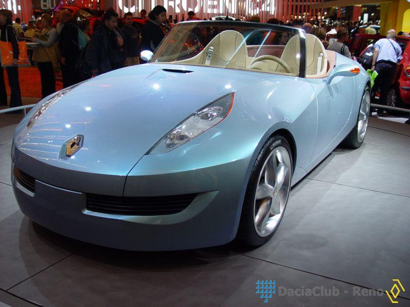 Galerie Foto Paris Expo 2004renault Wind Concept Car