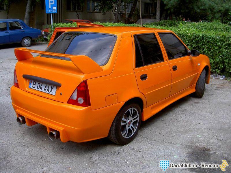 Dacia solenza 2004 photo gallery auto-databasecom